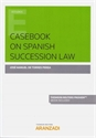 Imagen de CASEBOOK ON SPANISH SUCCESSION LAW